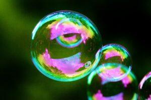 Дефекты характера как мыльные пузыри