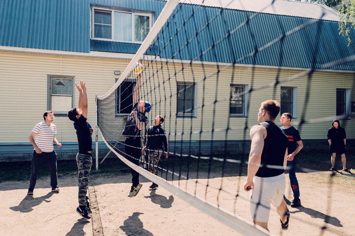 Спорт в реабилитации Нерехта