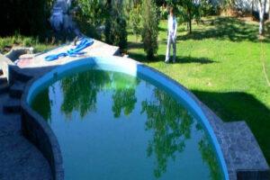 Бассейн в центре реабилитации для алкоголиков и наркоманов Владимир