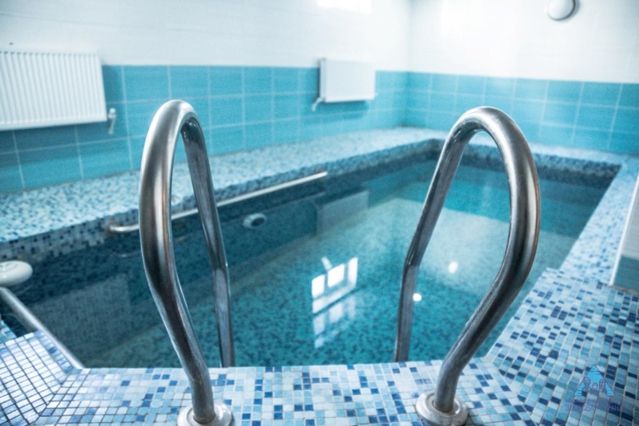 бассейн в доме реабилитации вершина смоленск