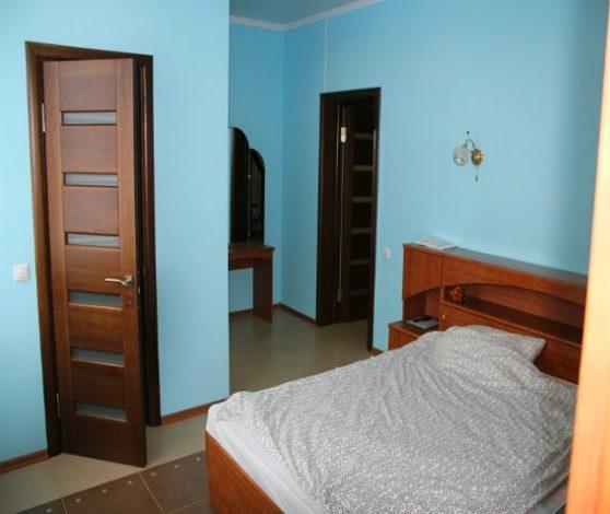 Спальня в реб центре Здоровая Жизнь в Казани