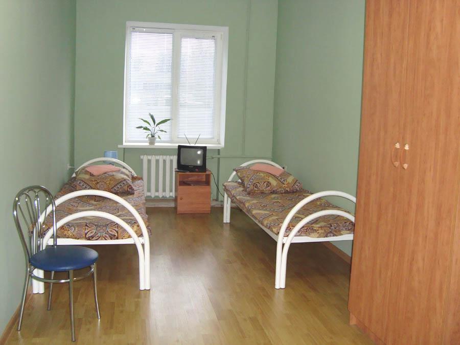Палата в наркологической клинике Курск