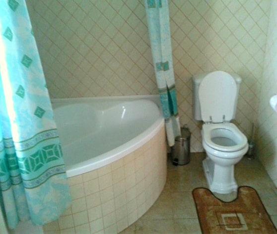 Ванная реб центра для алкоголиков и наркоманов Куменево
