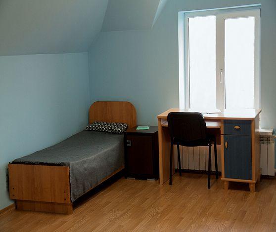 Спальное место в реабилитационном центре вершина тамбов